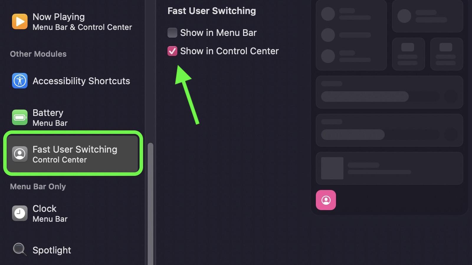 Hướng dẫn chuyển tài khoản người dùng nhanh trên macOS Big Sur