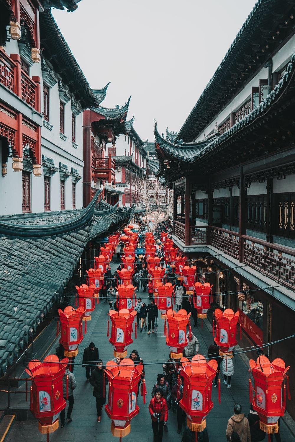 Ảnh đẹp tết Trung Quốc
