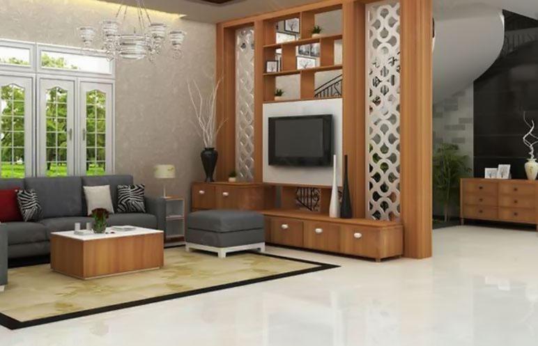 Ảnh phòng khách trang trí đơn giản và đẹp