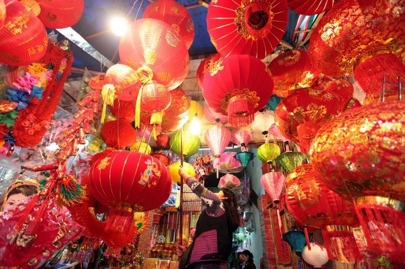 Ảnh tết Trung Quốc