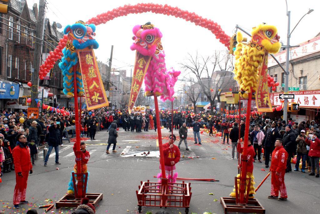 Ảnh Trung Quốc những ngày đầu năm mới