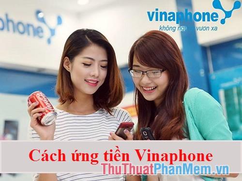 Cú pháp ứng tiền Vinaphone