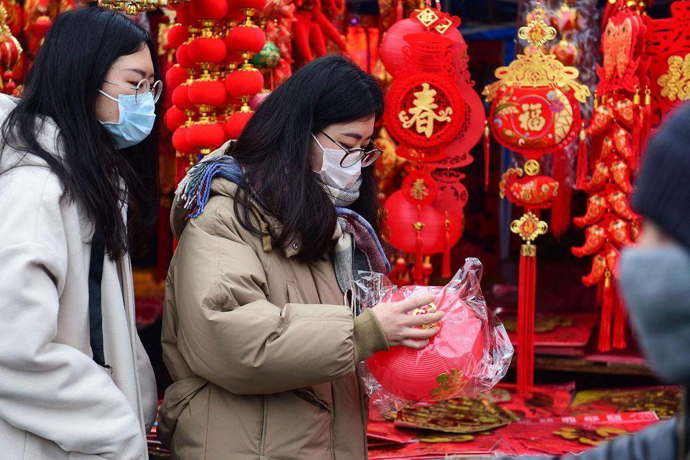 Hình ảnh đẹp về ngày tết cổ truyền Trung Quốc