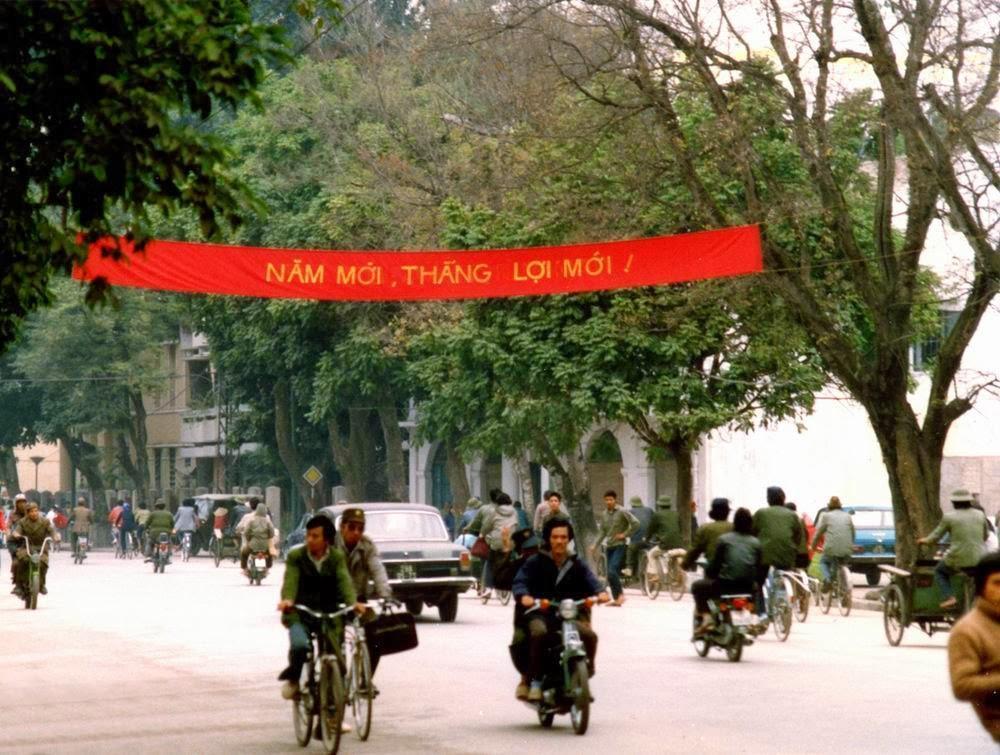 Hình ảnh đẹp về Tết Hà Nội xưa
