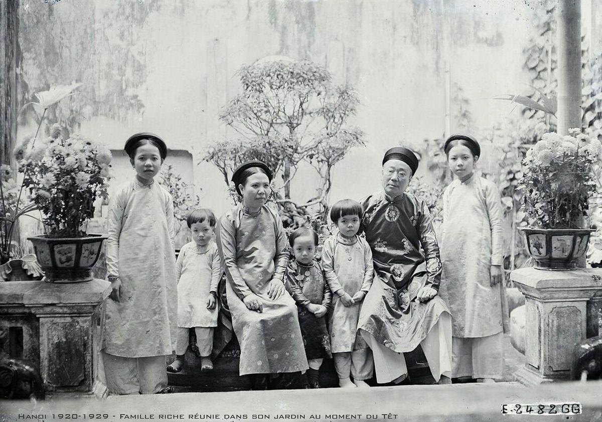 Hình ảnh quý giá về Tết Hà Nội xưa
