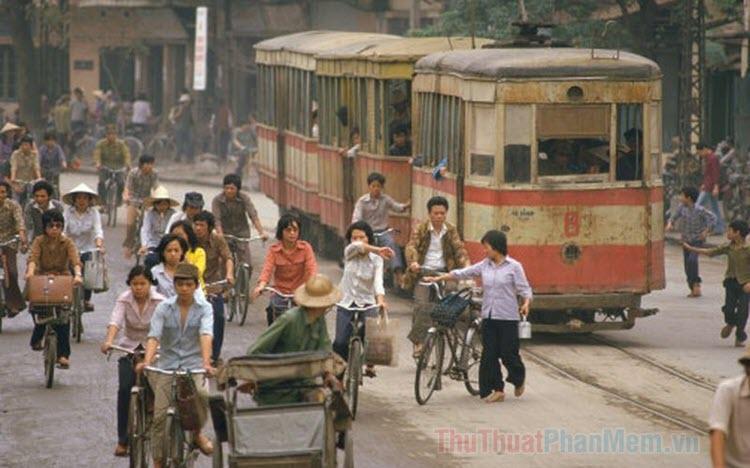 Hình ảnh Tết Hà Nội xưa