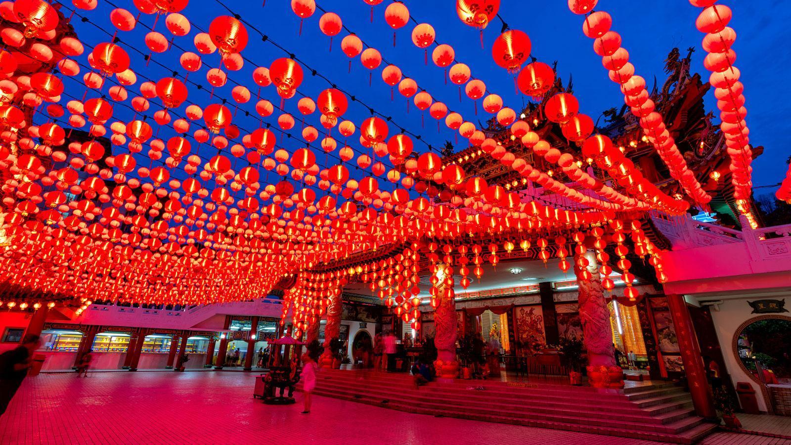 Hình ảnh Tết Trung Quốc đẹp