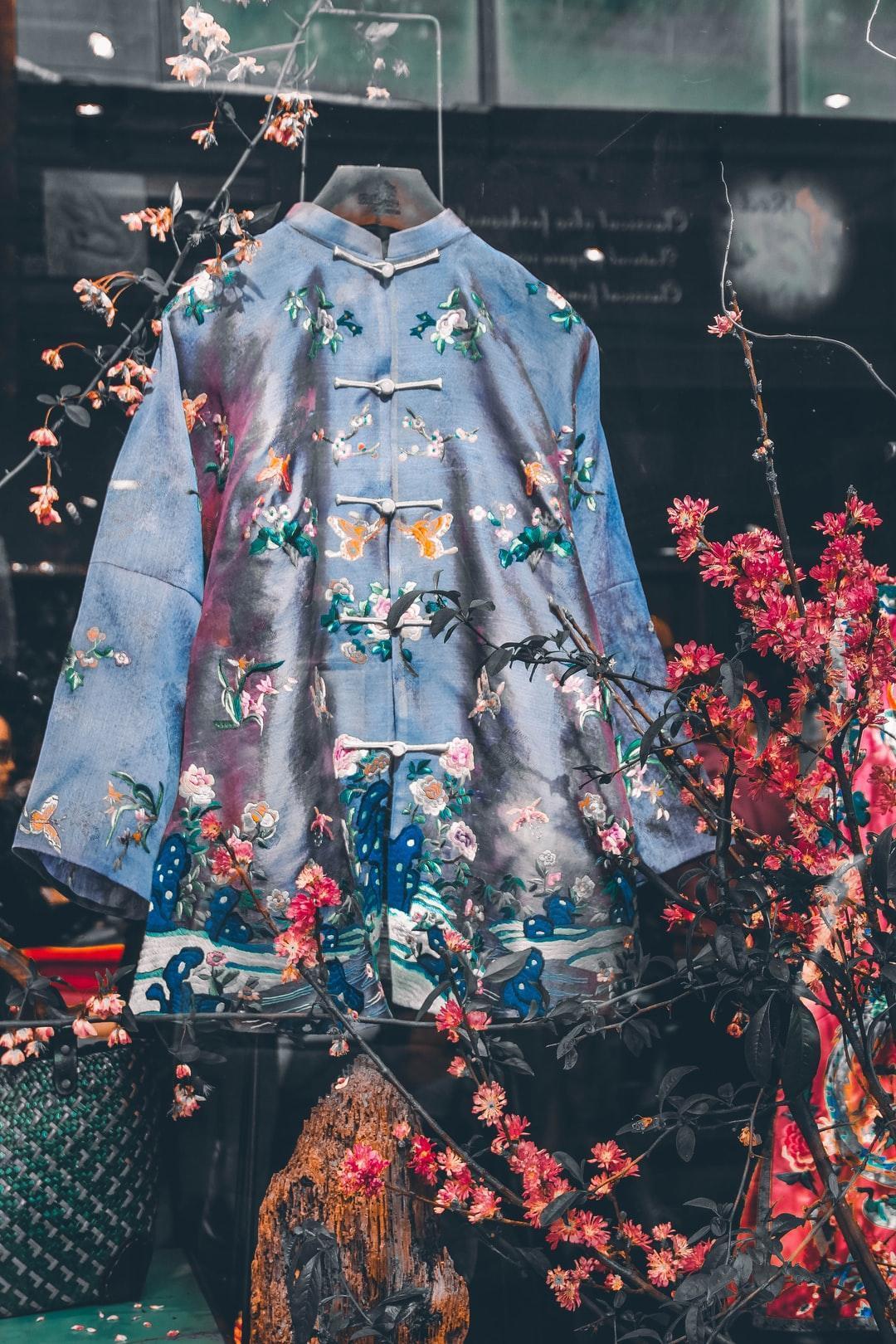Hình ảnh trang phục tết cổ truyền của người Trung Quốc