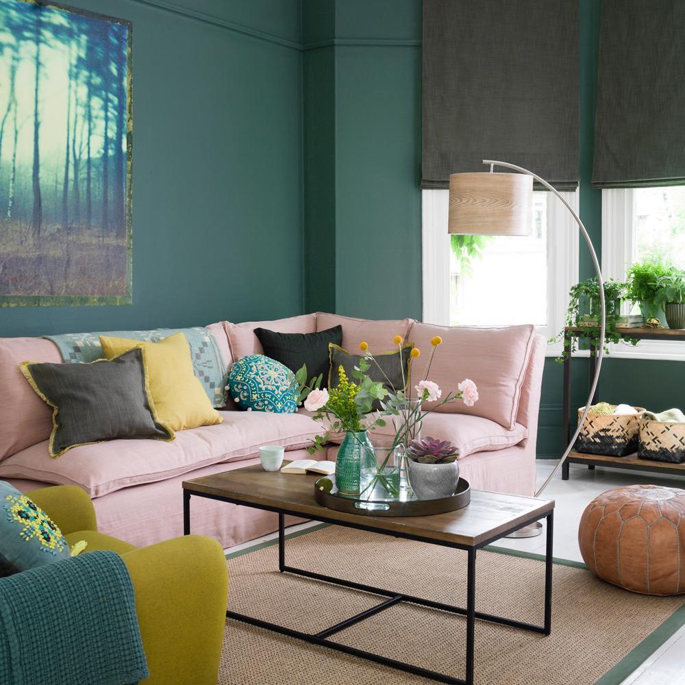 Hình ảnh trang trí phòng khách đẹp và độc