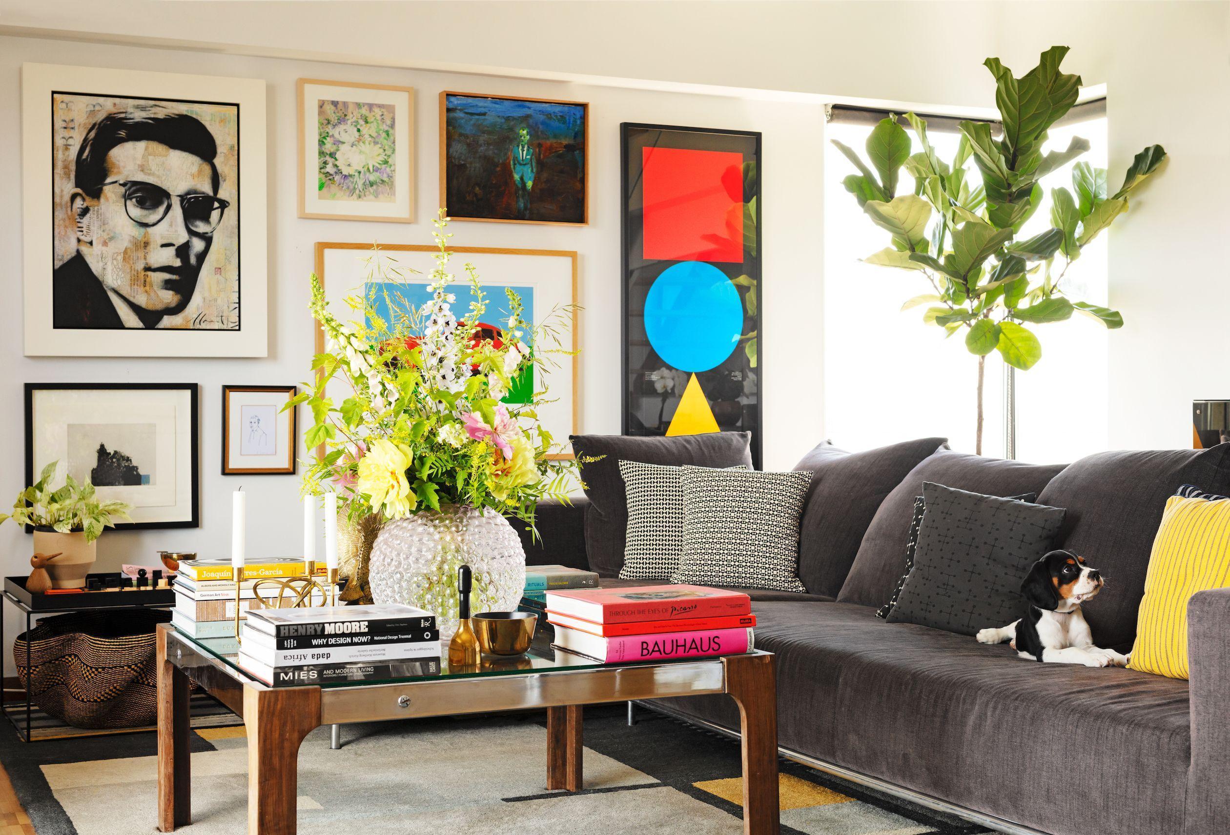 Hình ảnh trang trí phòng khách