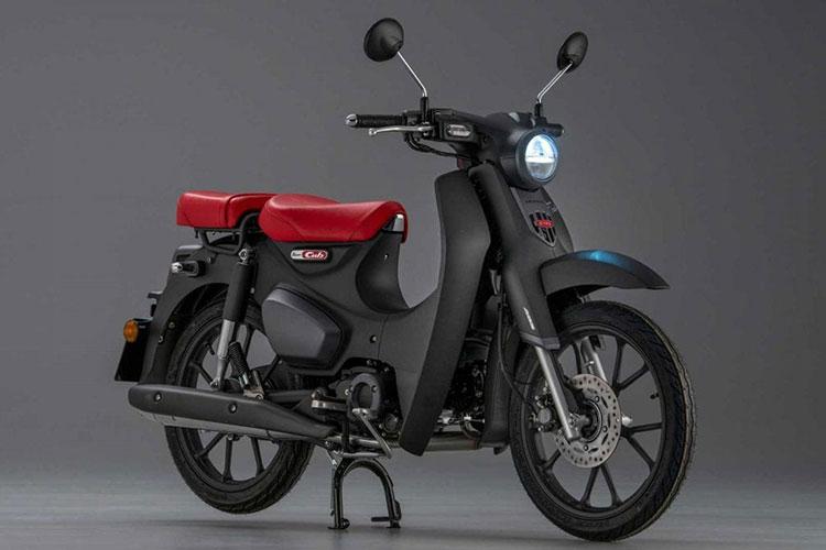 Honda Cub C125 2022 hon 113 trieu dong, dat hon SH