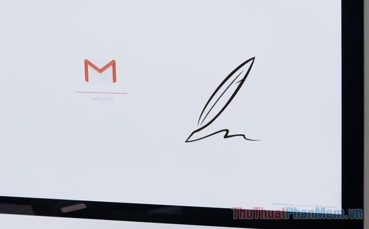 Hướng dẫn cách thay đổi chữ ký trong Gmail