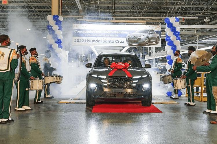 Nhung chiec Hyundai Santa Cruz dau tien sap den tay khach hang-Hinh-9
