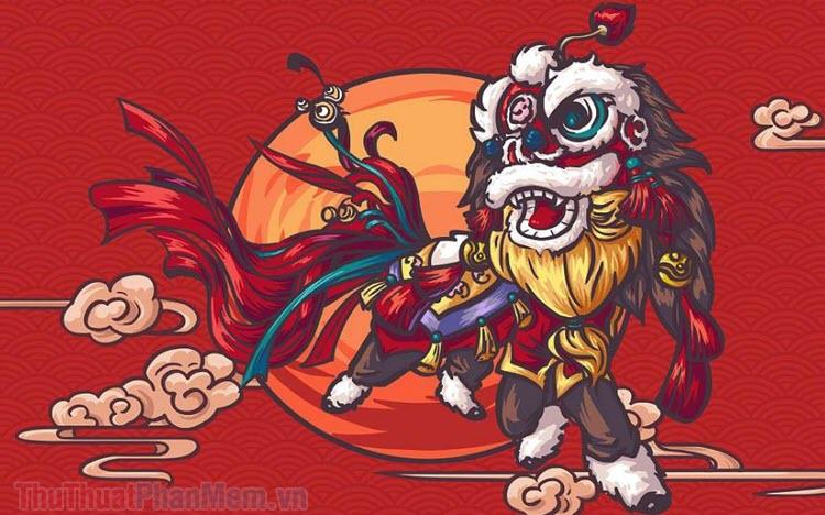 Những hình ảnh tết Trung Quốc đẹp