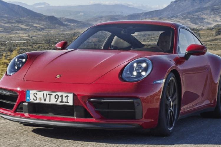 Porsche 911 GTS 2022 giam toi 25kg nho goi do Lightweight Design