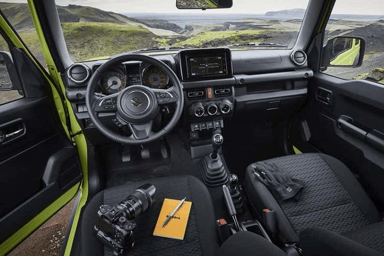 Suzuki Jimny Lite - chiec xe SUV