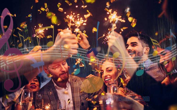 Top 20 bài hát tiếng anh chúc mừng năm mới
