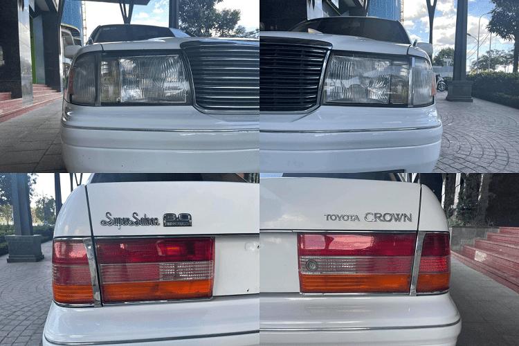 "Toyota Crown ""Bo truong"" chay 20 nam, ban 900 trieu tai Viet Nam-Hinh-3"