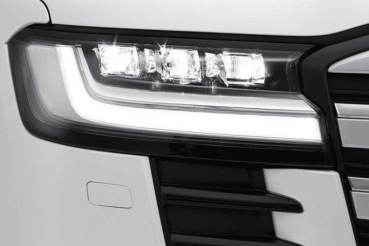 Toyota Land Cruiser 2022 vua ra mat gia nhap doi canh sat Dubai-Hinh-4