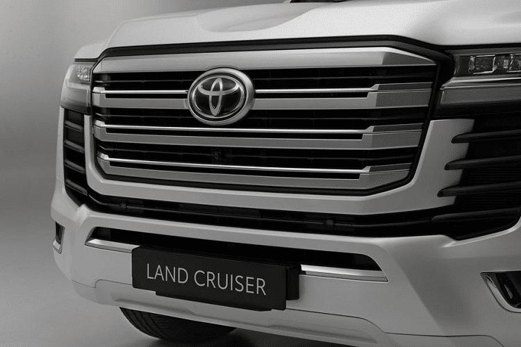 Toyota Land Cruiser 2022 vua ra mat gia nhap doi canh sat Dubai-Hinh-7
