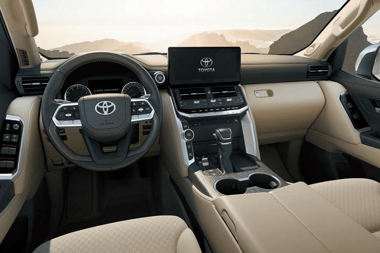 Toyota Land Cruiser 2022 vua ra mat gia nhap doi canh sat Dubai-Hinh-9