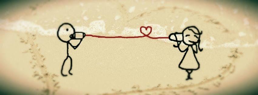 Ảnh bìa cute love
