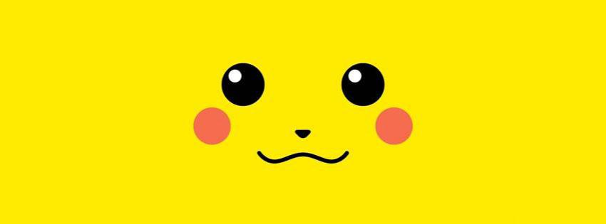 Ảnh bìa pikachu cute