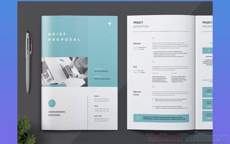 Cách thiết kế Poster, tờ rơi, áp phích bằng Microsoft Word