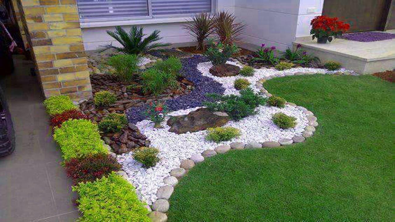 Hình ảnh tiểu cảnh mini sân vườn