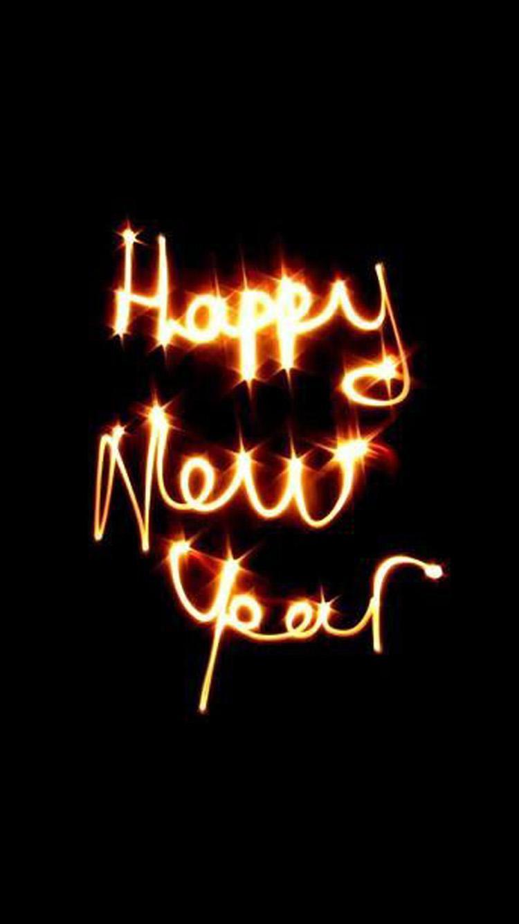 Hình nền điện thoại Happy New Year