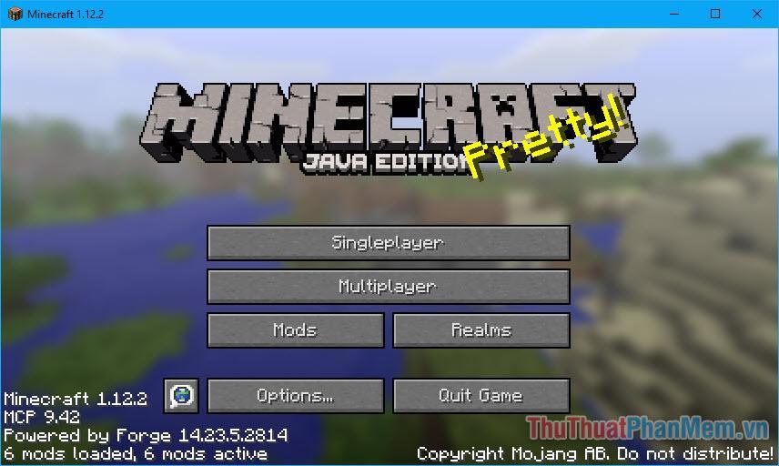 Hướng dẫn cách cài Mod Minecraft chuẩn nhất (12)