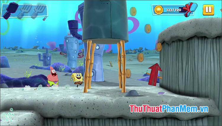 Phong cách hoạt hình ngộ nghĩnh và dễ điều khiển phù hợp với các đối tượng game thủ khác nhau