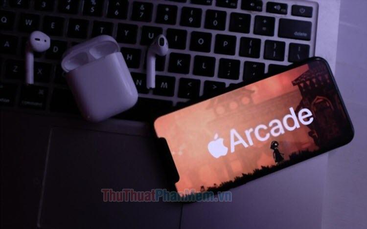 Top 10 game Apple Arcade