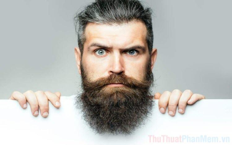Ứng dụng ghép râu vào ảnh cực hay trên điện thoại