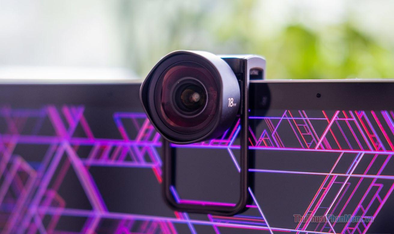 Đảm bảo máy ảnh và mircro của bạn hoạt động
